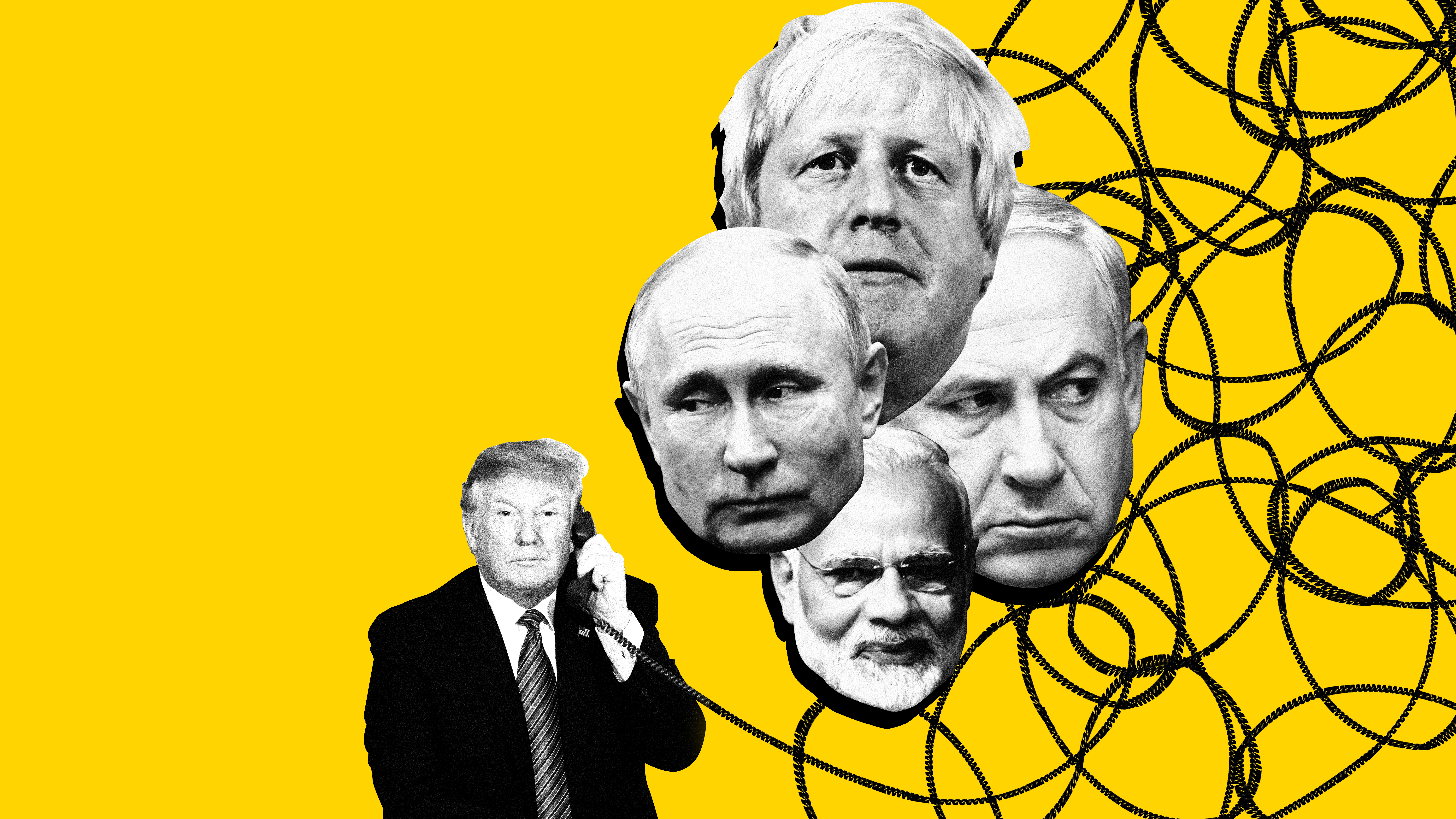 Donald Dossier: Who You Gonna Call?