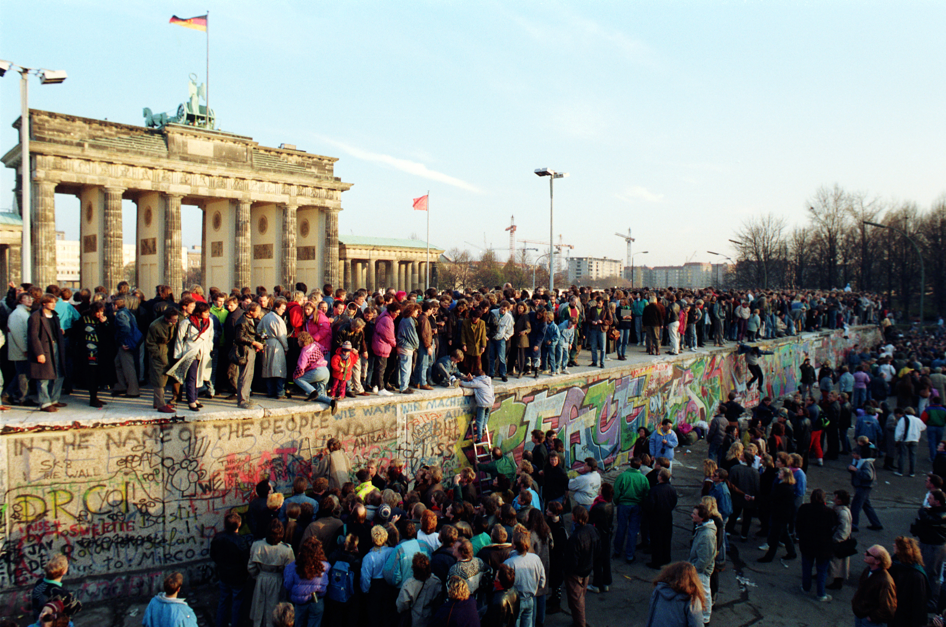 Thirty Years Ago, the Berlin Wall Fell. Meet Modern Germany, OZY Style